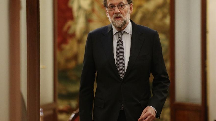 """Rajoy avisa a Cataluña de que """"nadie en Europa"""" dará su apoyo a quién pretende transgredir la ley"""