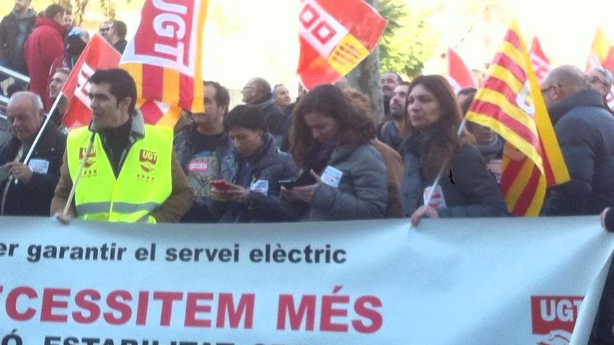Eulen recoloca a los 22 trabajadores de la oficina de for Endesa oficinas barcelona