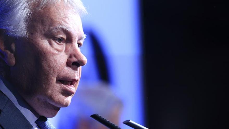 """Felipe González ve la corrupción española """"un juego de niños"""" respecto a Venezuela"""