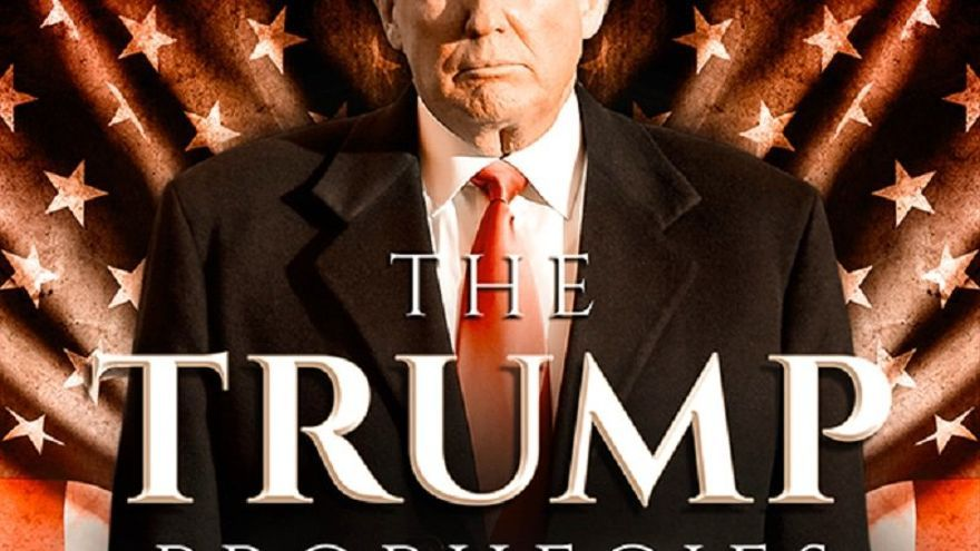 Cartel promocional de la película sobre Trump, 'The Trump Prophecy'