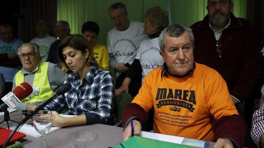 """Asociaciones de jubilados se unen contra el """"saqueo"""" de las pensiones"""