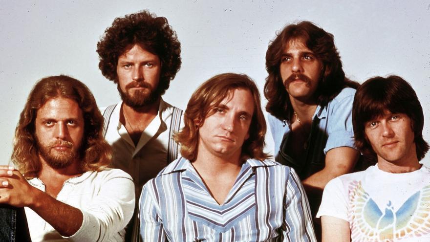 El grupo Eagles