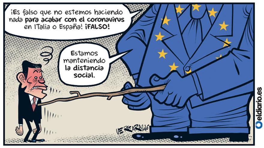 Solidaridad europea