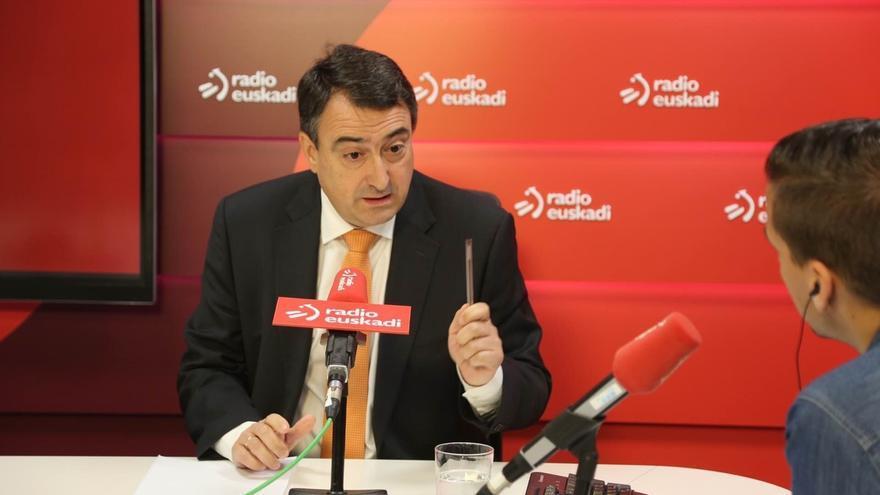 """PNV dice que el tiempo de """"utilizar"""" a las víctimas tiene que """"acabarse"""" y apela a la unidad de los partidos"""