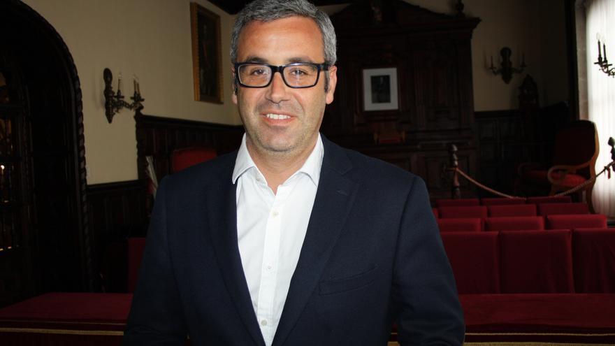 El socialista Sergio Matos es el alcalde de Santa Cruz de La Palma.