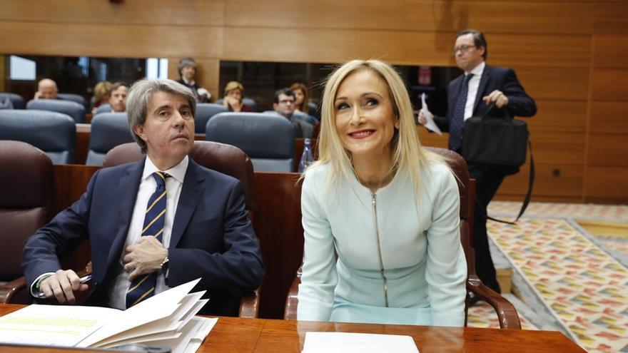"""Garrido, tras la petición de cárcel para Cifuentes: """"Siempre he confiado en su inocencia y lo sigo haciendo"""""""
