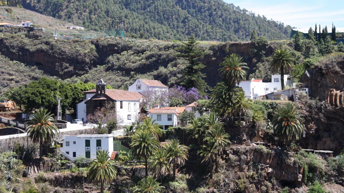 Las Nieves.