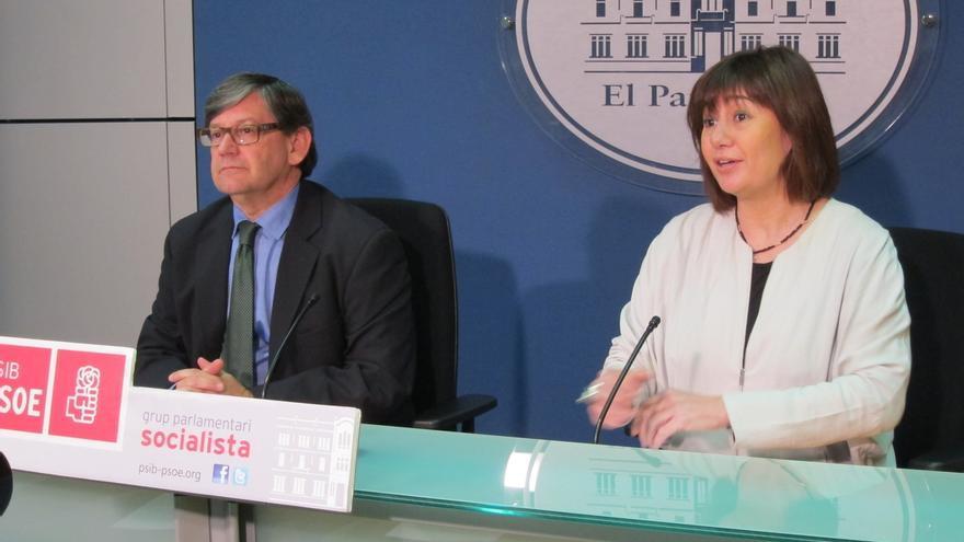 """PSIB lamenta que Bauzá haya preferido """"proteger"""" al PP"""" antes que """"dar la cara"""" por presunta financiación irregular"""