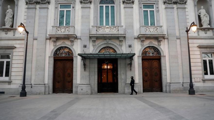 Más de la mitad de los españoles pone mala nota a la independencia de poder judicial
