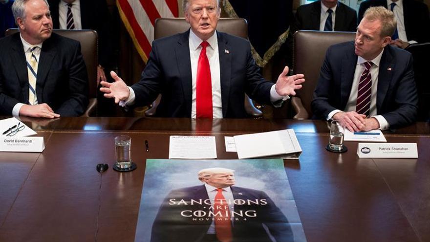 Trump dice que el cierre del Gobierno es una estrategia electoral demócrata