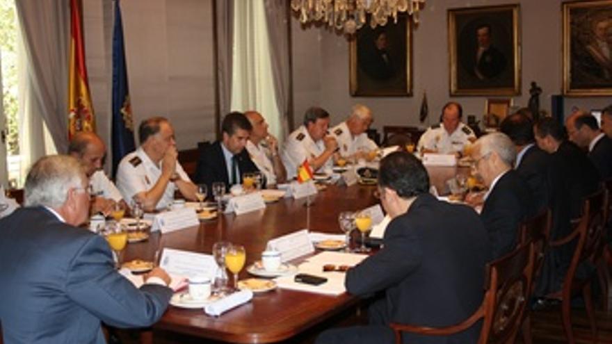 Cosidó, reunido con su homólogo marroquí en Madrid