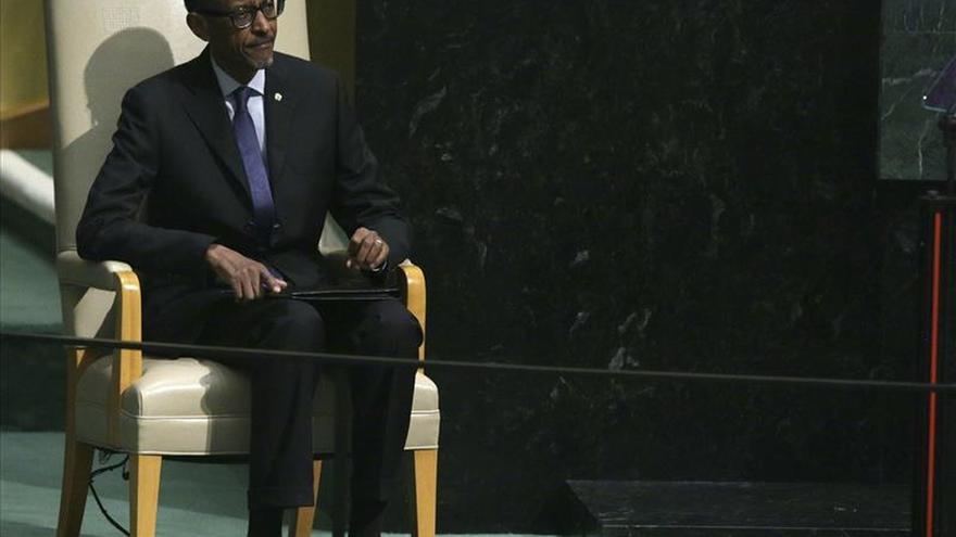 EE.UU. decepcionado por la votación en Ruanda que permite Kagame seguir gobernando