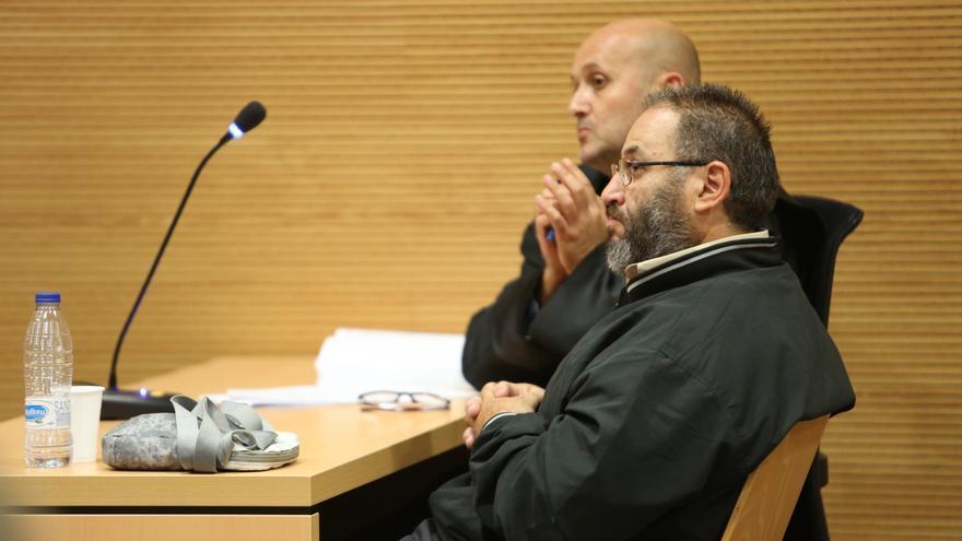 Juan Antonio Navarro Armas, autor confeso del incendio en 2007 en Gran Canaria