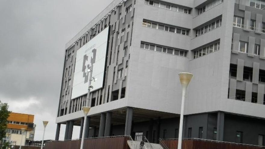 Edificio de la UPV