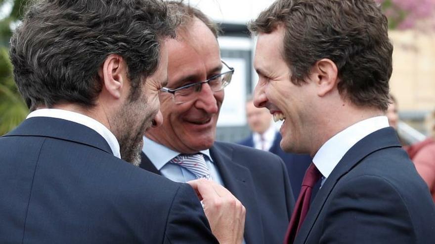 El PP vasco plantea a Casado que no son una sucursal del partido nacional