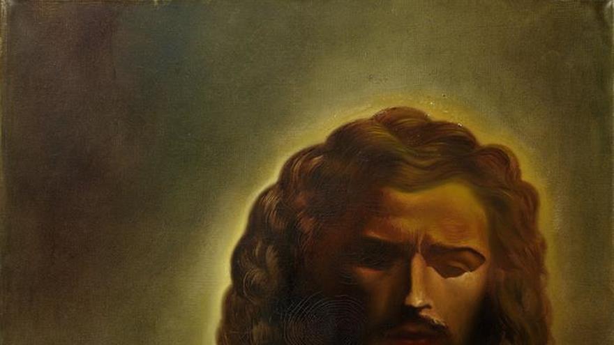 """""""El Sagrado corazón de Jesús"""" de Dalí retirada antes de la subasta"""