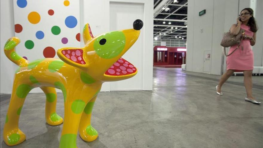 Art Basel convierte a Hong Kong en el epicentro artístico mundial