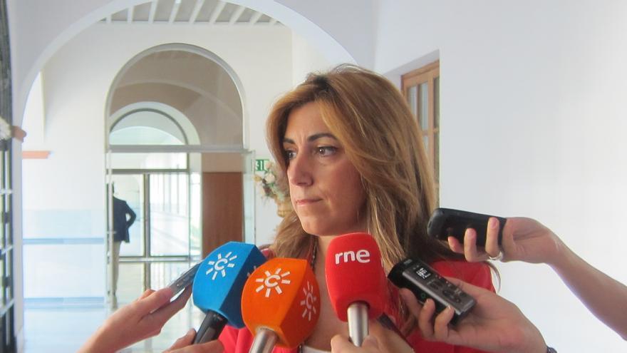 """Junta asegura que Andalucía tiene derecho al anticipo, una cuestión que """"no se puede ligar"""" con el FLA"""