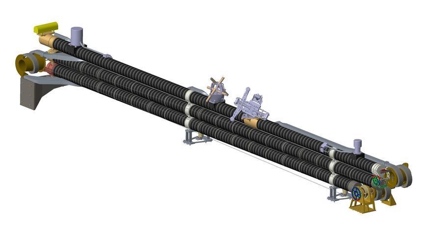 Sener desarrolla el mástil de magnetómetro para la misión espacial a Júpiter