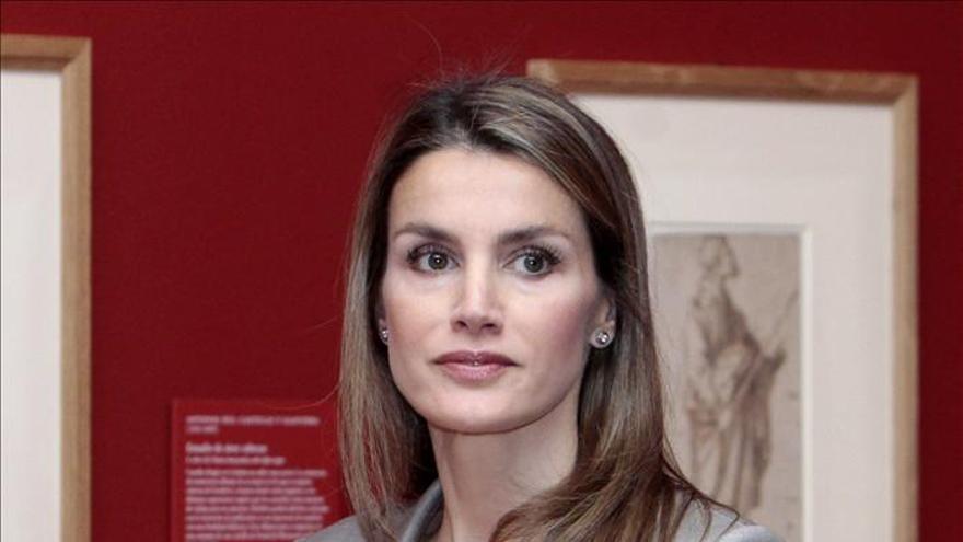 La princesa Letizia inaugura en La Rioja un seminario sobre crisis y lenguaje