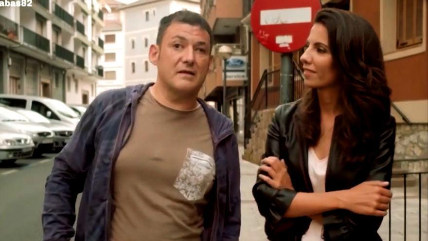 Ana Pastor y Alberto Muñagorri en ¿Dónde estabas entonces?