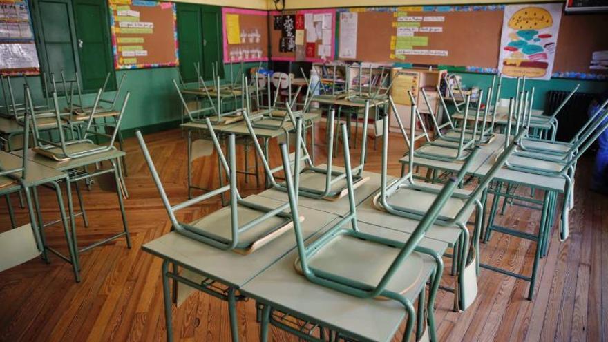 El Consejo Escolar sugiere no avanzar en los currículos más allá de abril
