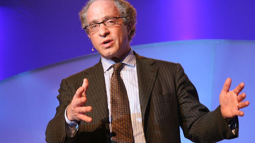 El futurólogo Raymond Kurzweil es un defensor de la singularidad tecnológica