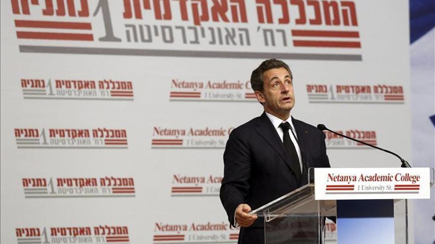 Tres de cada cuatro franceses creen que el regreso de Sarkozy es un error