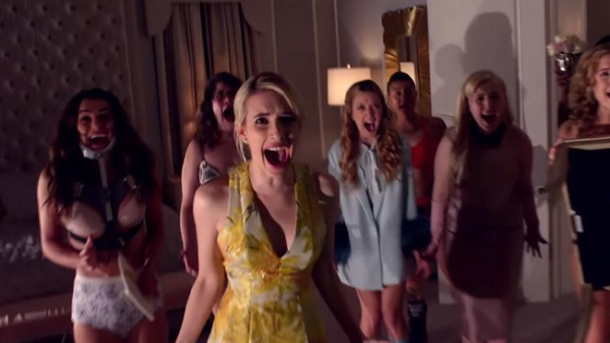 Scream Queens, la serie
