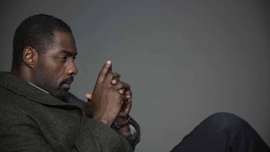 Idris Elba, en 'Luther'