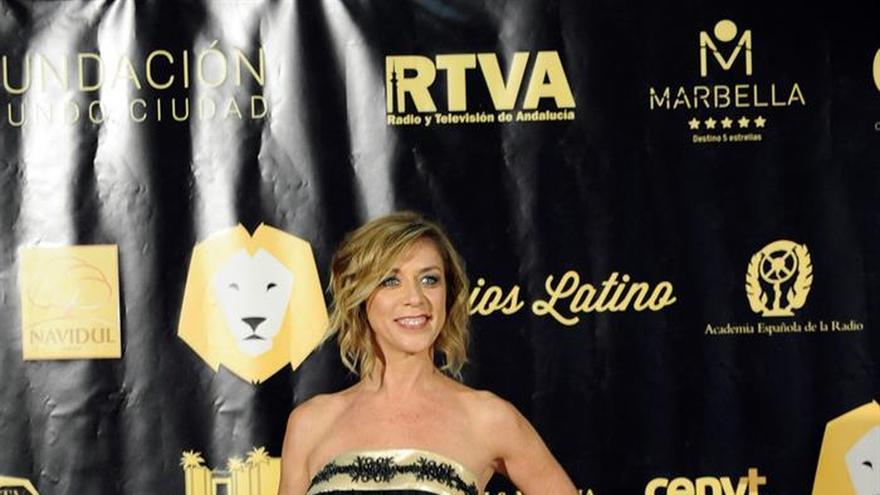 La actriz Eva Isanta presentará este lunes la gala de los Premios MiM