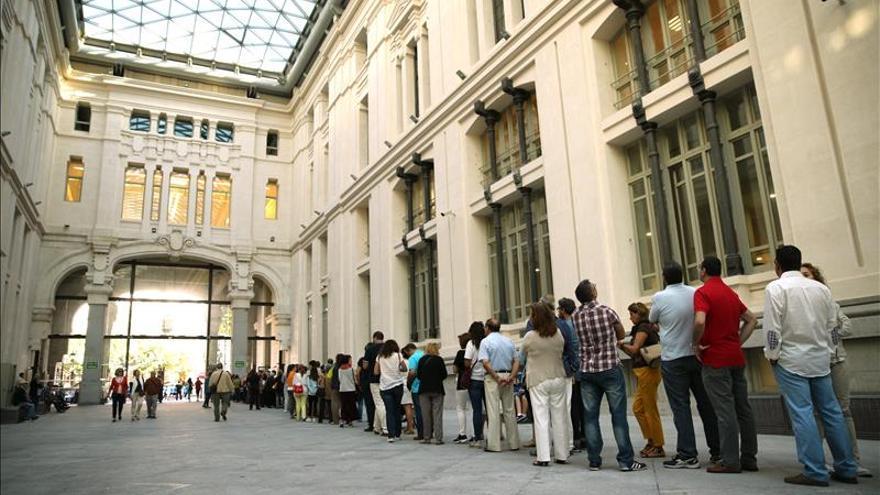 El Ayuntamiento recibe 1.250 visitas durante la jornada de puertas abiertas