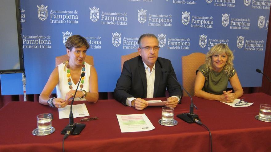 """UPN critica """"desorganización y falta de proyecto"""" del Gobierno municipal de Pamplona"""