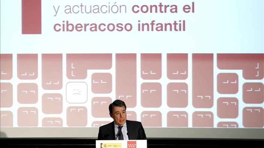 Cinco de cada cien menores españoles reconocen que han sufrido alguna vez ciberacoso
