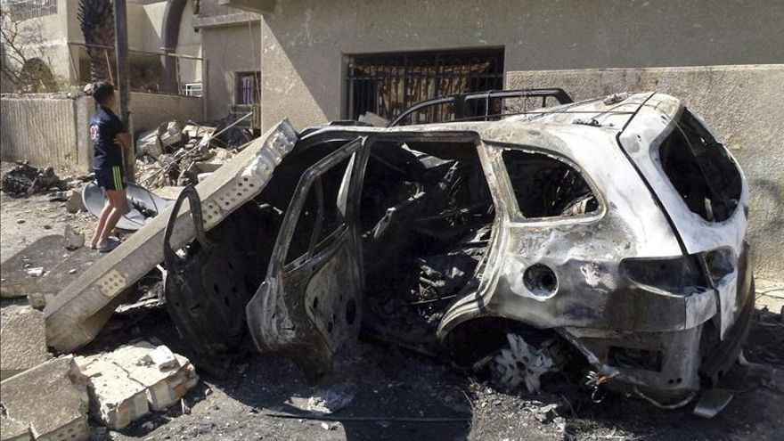 Al menos 20 muertos, entre ellos ocho fieles chiíes, en atentados en Irak