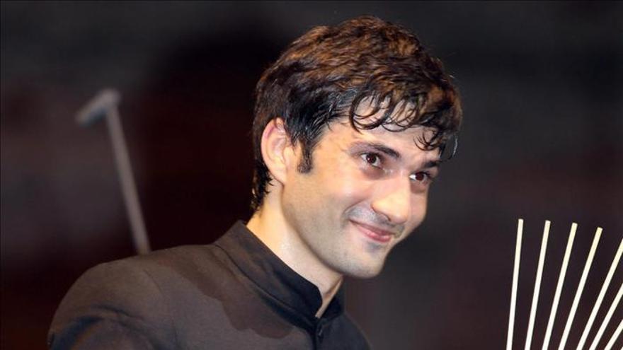 El alemán de 30 años David Afkham, nuevo director de la Orquesta Nacional