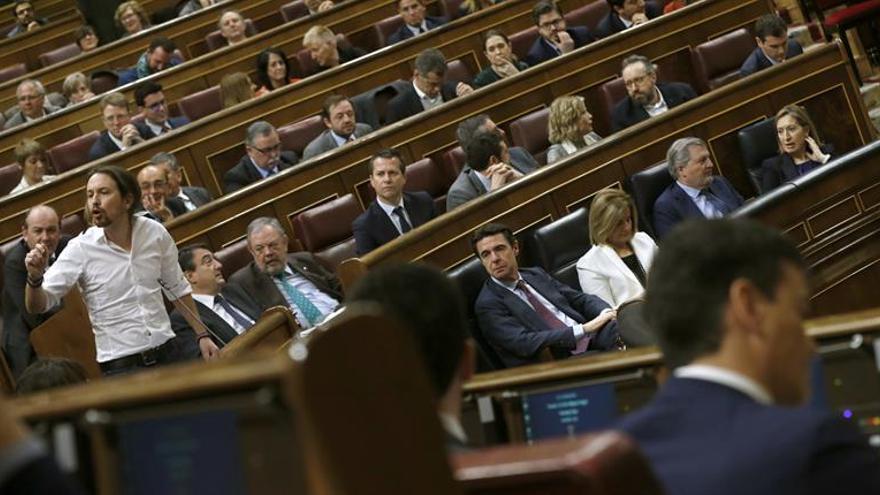 El Gobierno considera que el PSOE no se merece los ataques de hoy de Iglesias