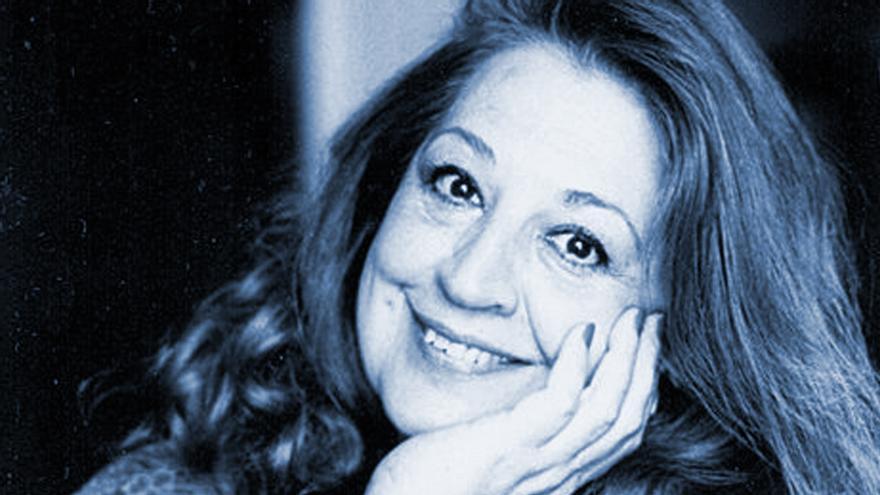 Ofelia Angélica, en una imagen de archivo
