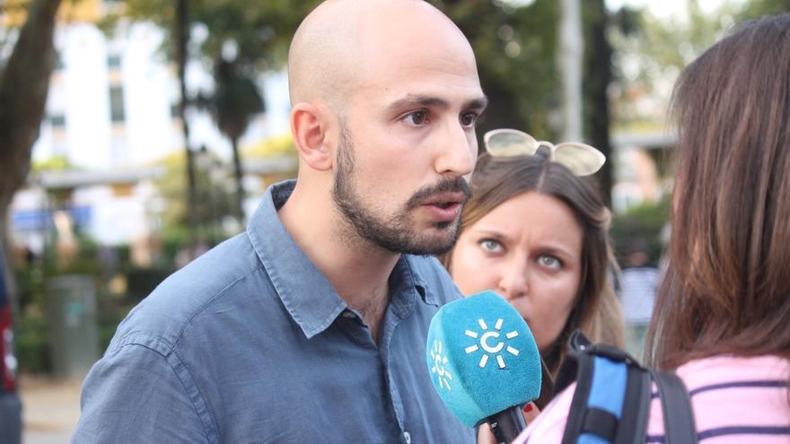 """Podemos Andalucía habla de """"día triste para España"""" porque la aplicación del 155 """"se carga el pacto democrático"""""""