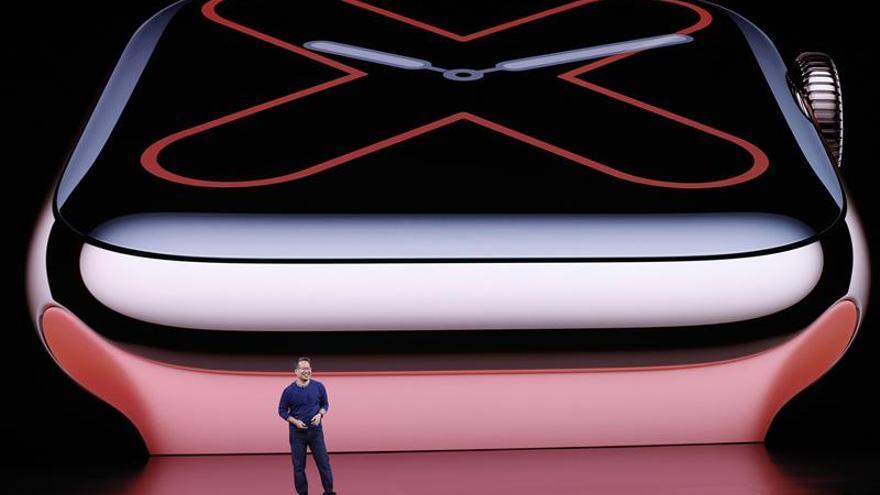 Apple presenta el Watch Series 5, con una pantalla que permanece siempre visible