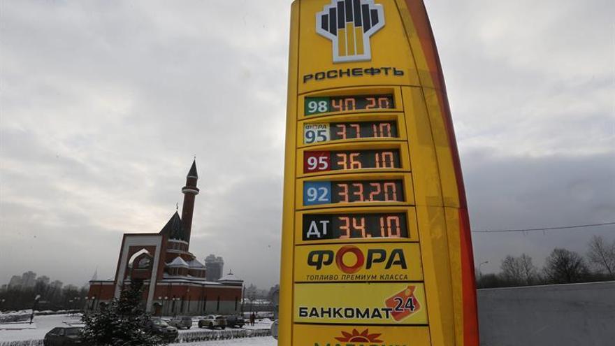 Rusia privatizará Rosneft, la mayor petrolera del país