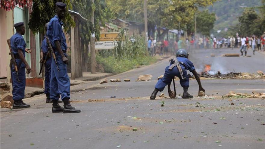 Los países de la región piden aplazar indefinidamente las elecciones en Burundi