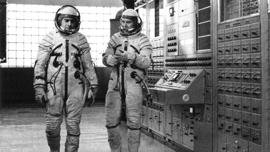 Joan Foncuberta, astronauta