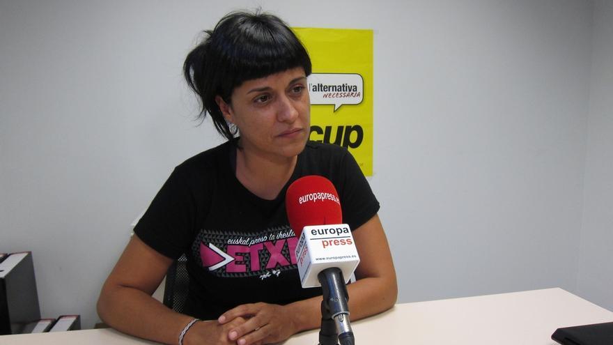 """Gabriel (CUP): """"La Diada es el inicio de la campaña popular-institucional en torno al referéndum"""""""
