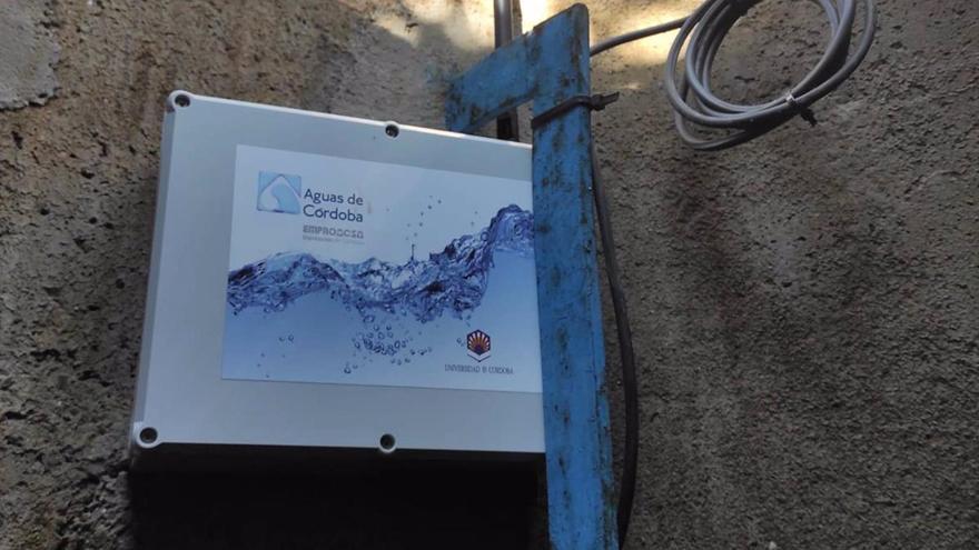 Imagen del proyecto de Emproacsa y la UCO.