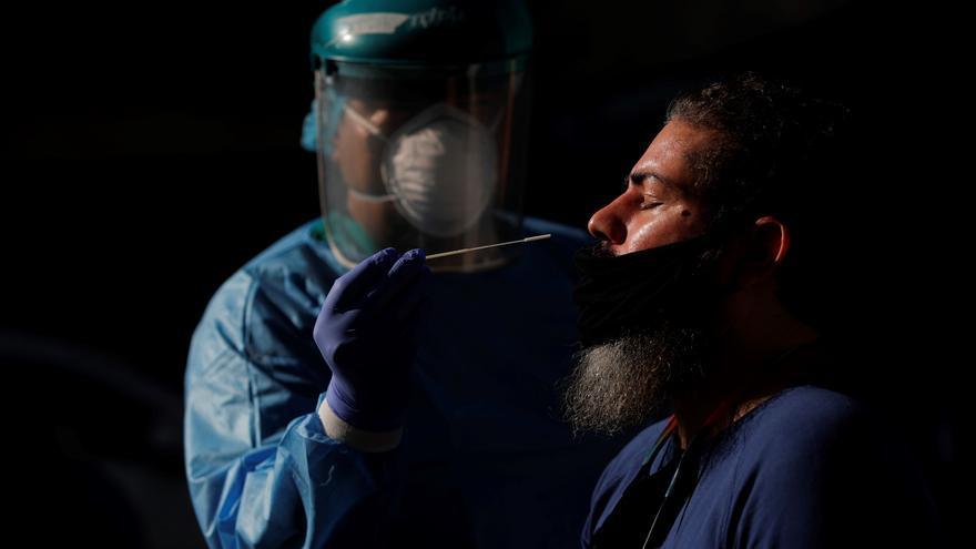 Panamá alcanza niveles de positividad que hacen temer una nueva ola pandémica