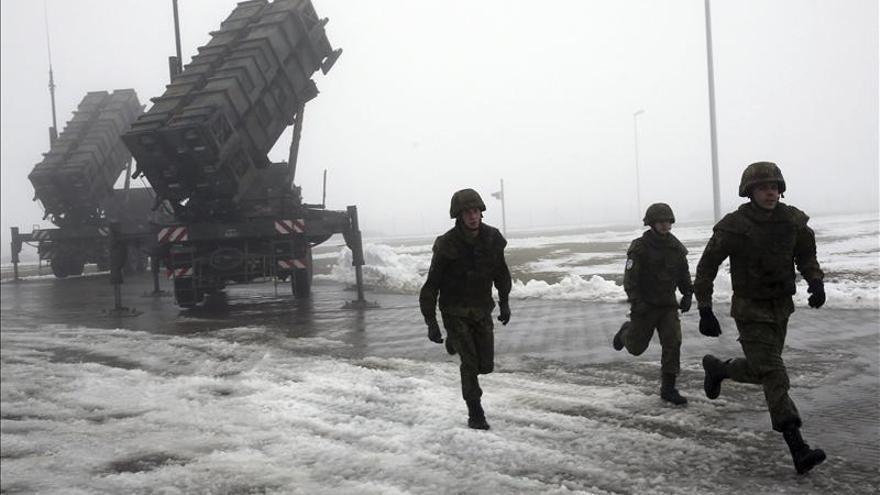 Los misiles de la OTAN para proteger Turquía estarán operativos esta semana