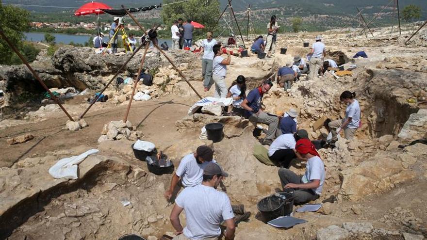 Los hallazgos realizados en Pinilla abren la posibilidad de un Santuario Neardental