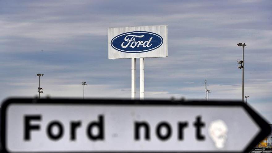 Ford recupera a 340 trabajadores más del ERTE, que queda limitado a motores