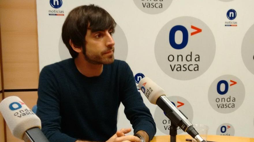 """Maura (Podemos) ve """"decepcionante"""" la propuesta de tripartido de Otegi, """"hecha a imagen y semejanza"""" de Cataluña"""